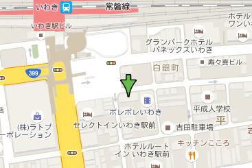 佐藤法律事務所マップ